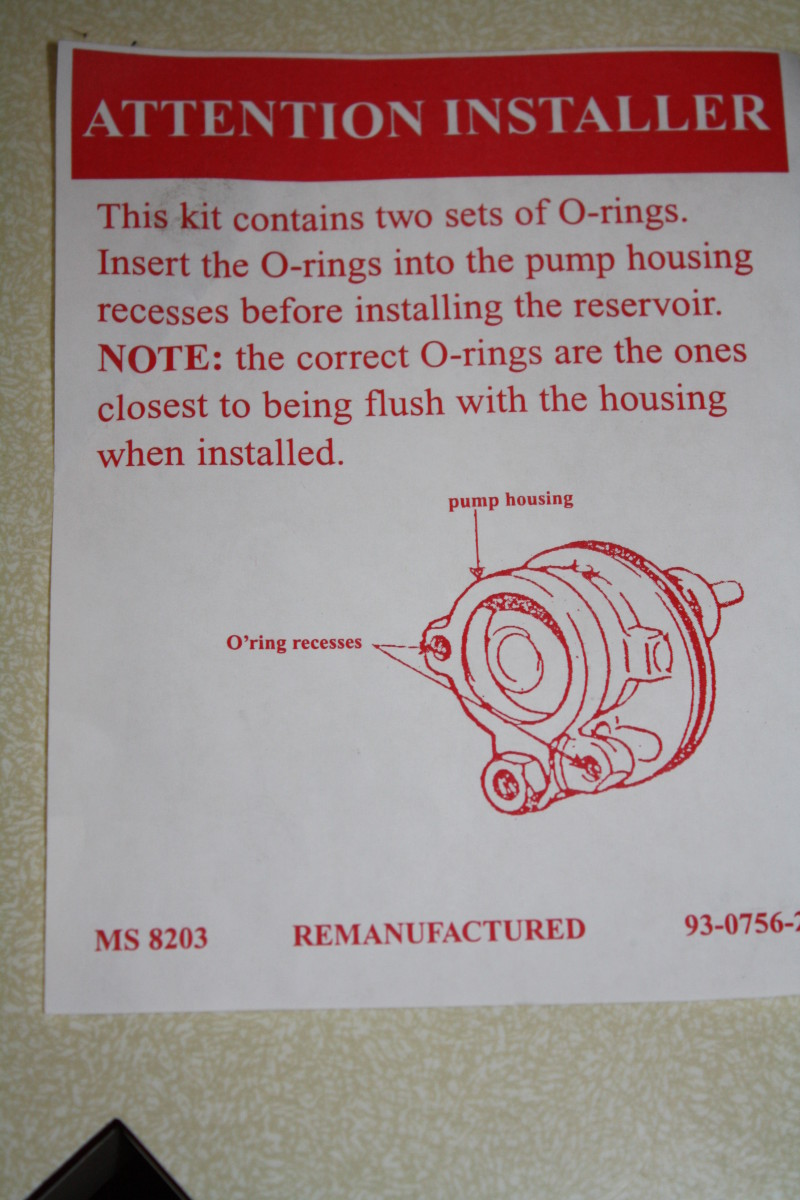 The pump came with clear and detailed instructions.