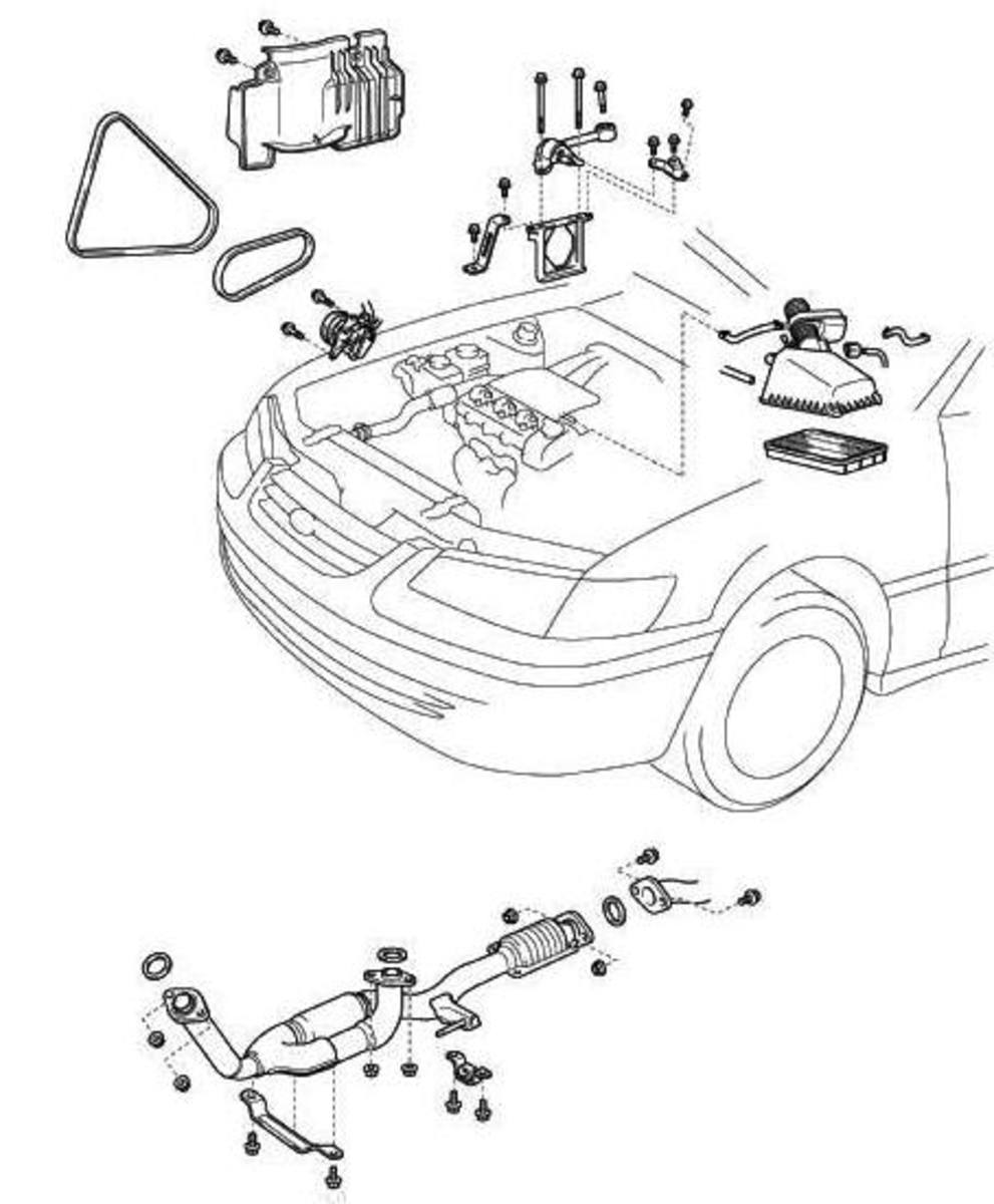 94 lexus es300 engine mounts diagram  94  free engine
