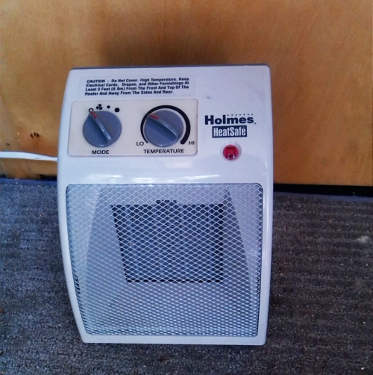 Portable Heating Unit