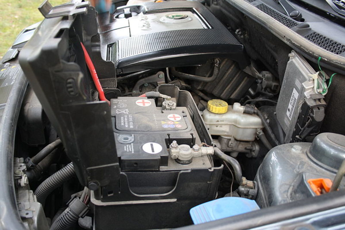 Car batteries are a common source of hard to start issues.