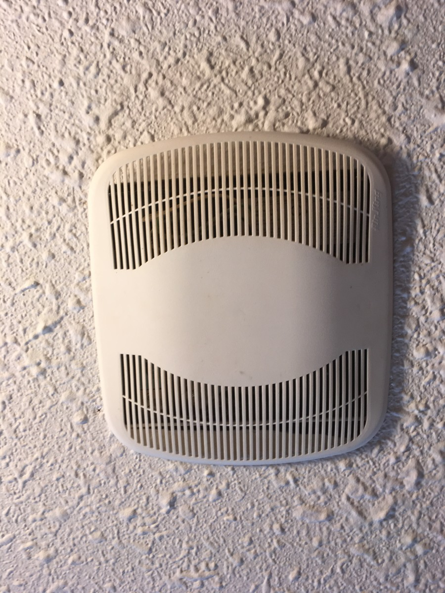 Clean vent cover