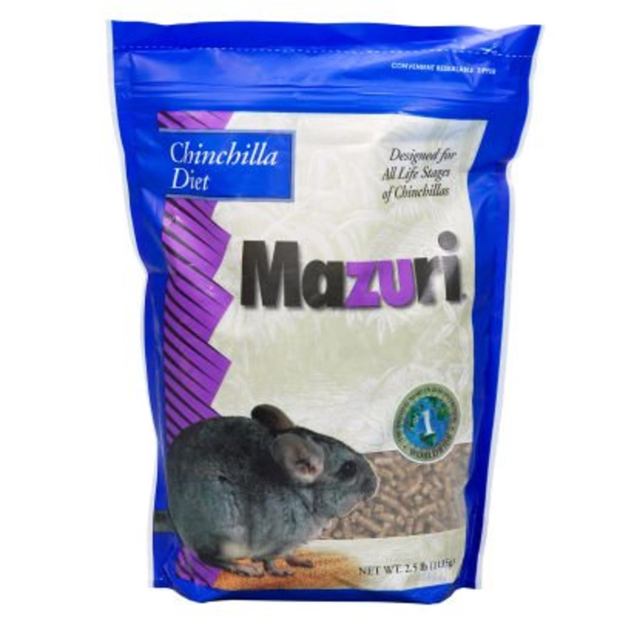 Mazuri food (May come in different packaging)