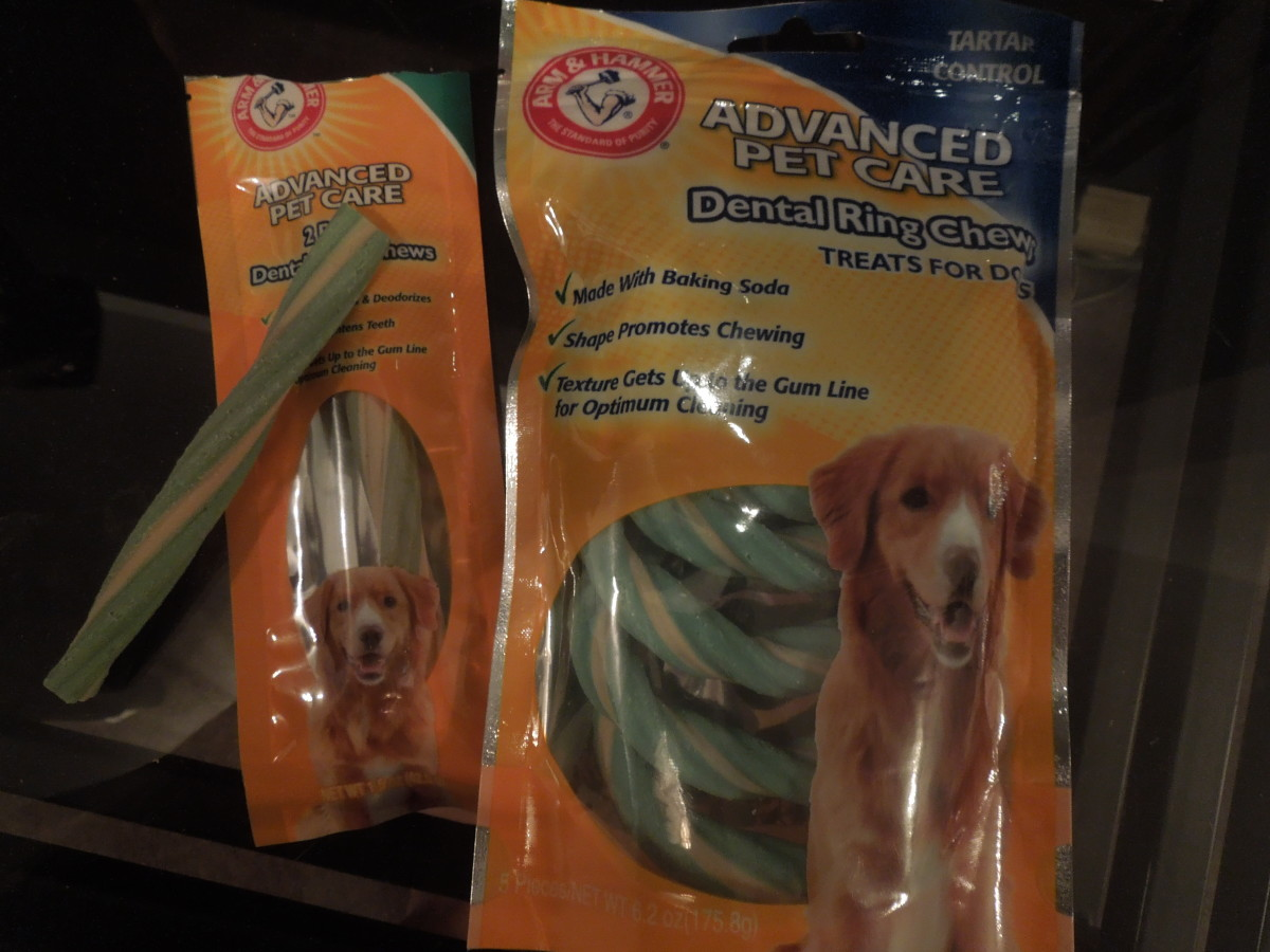 Arm and Hammer Chews