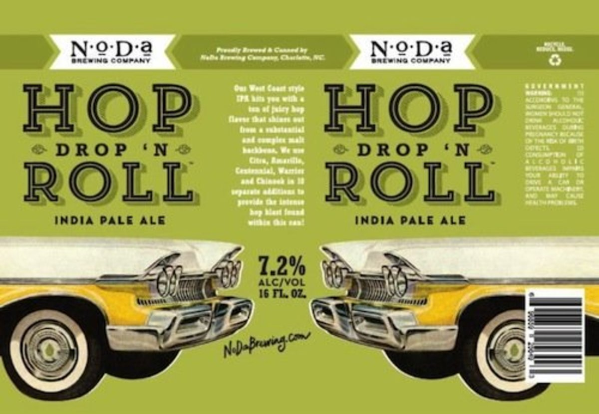 NoDa makes a cryptic name for a craft beer lover's dog.