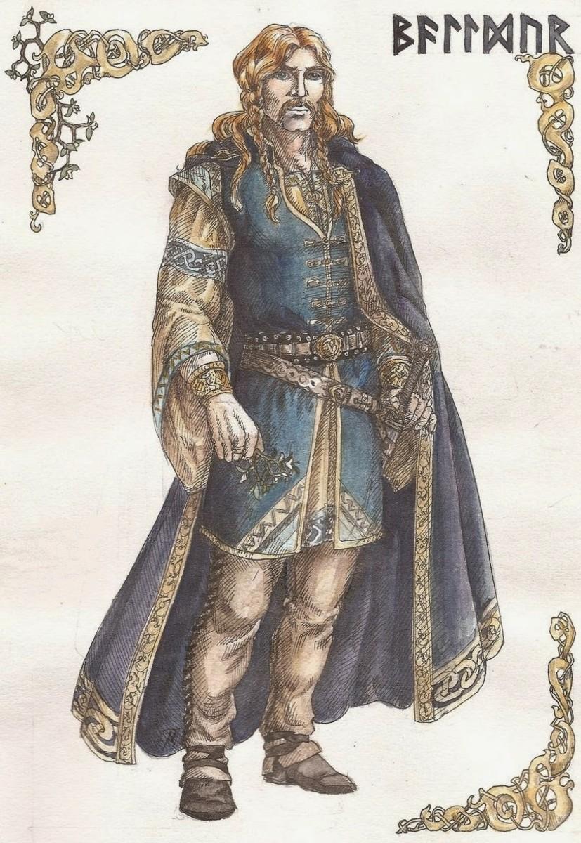 The god Balder