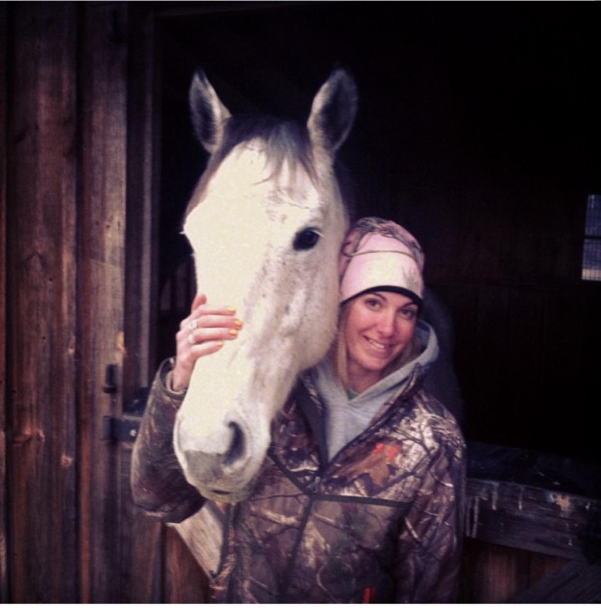 This is Oz, a horse that belonged to a friend of mine. He didn't turn out to be an appropriate horse for her needs, but found a good home through a rescue with contacts who placed him in a good home.