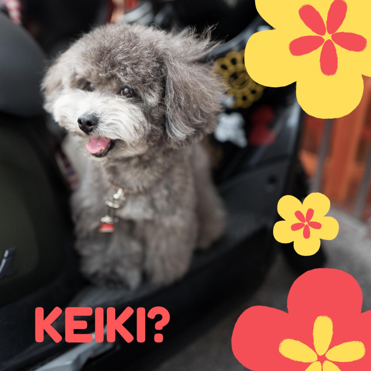 Is she a Keiki?