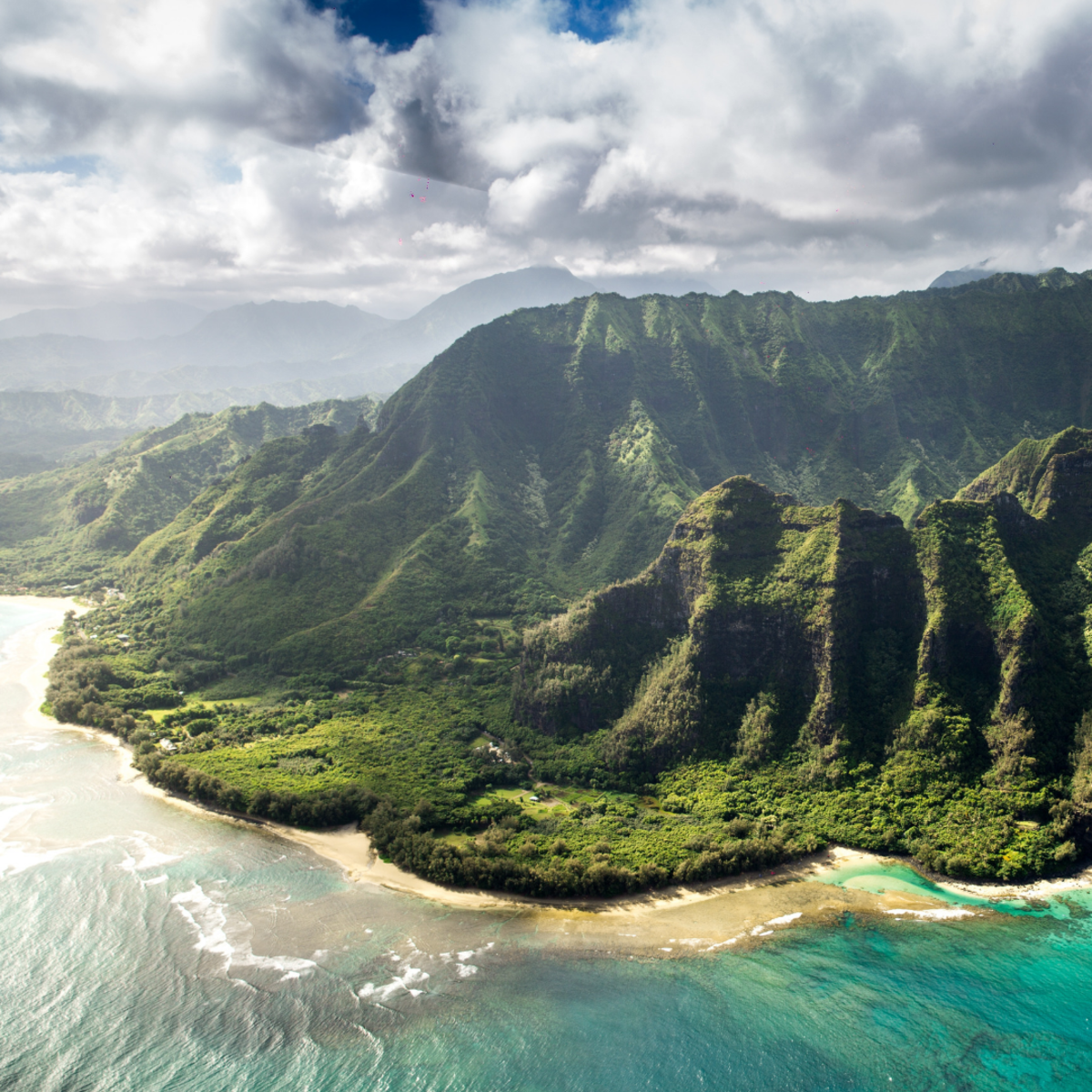 Pick a name from the beautiful Hawaiian language.
