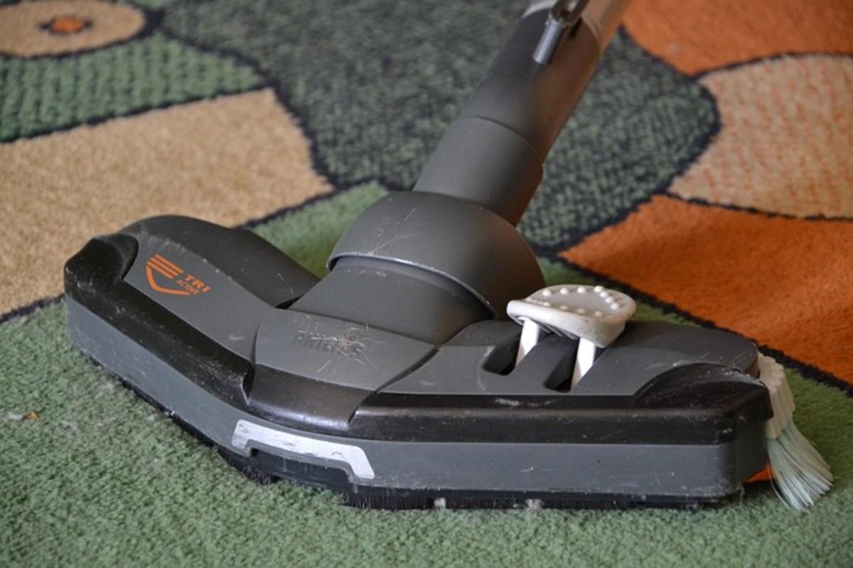 Turn your vacuum into a treat dispenser!