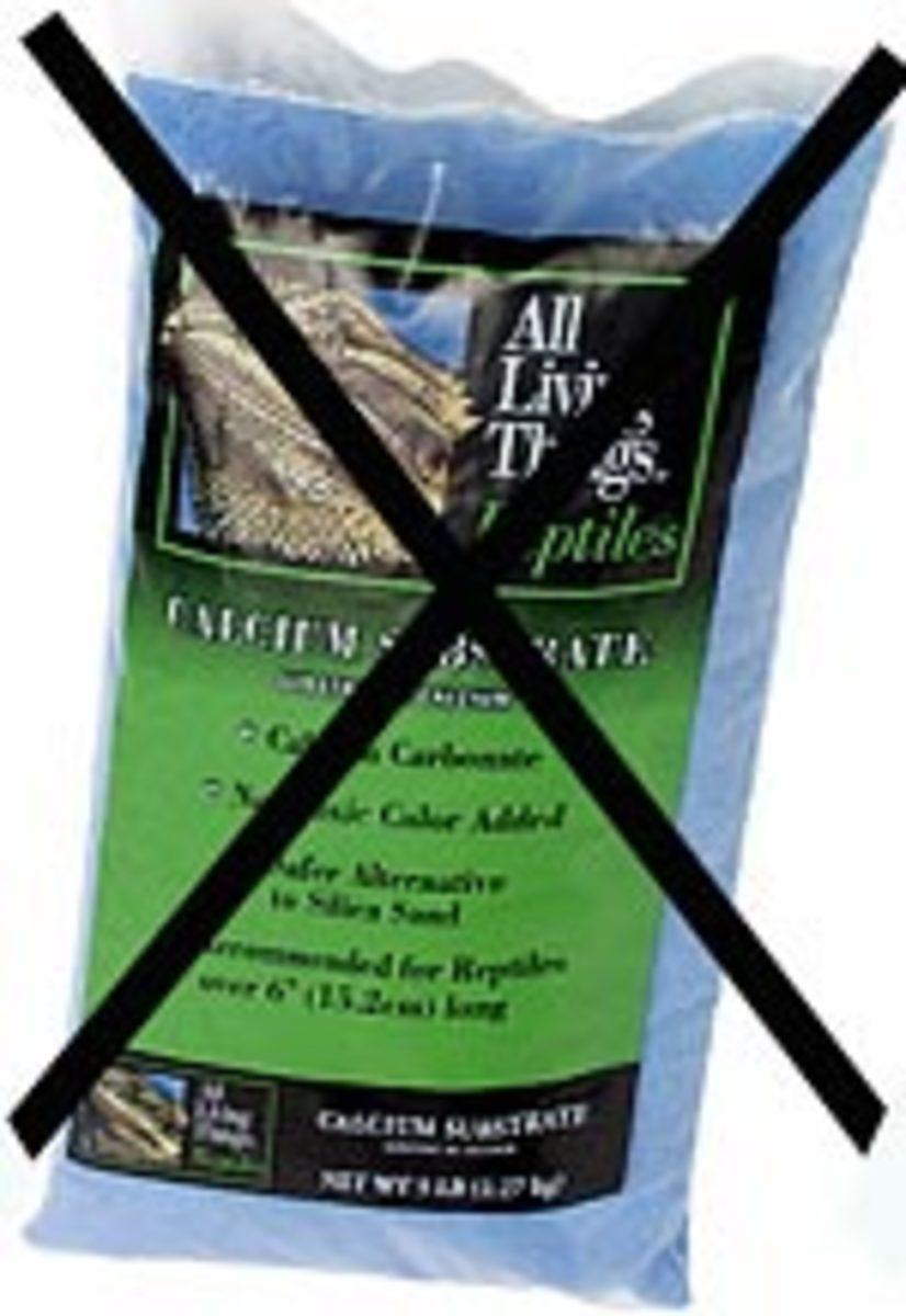 Calcium Based Sand