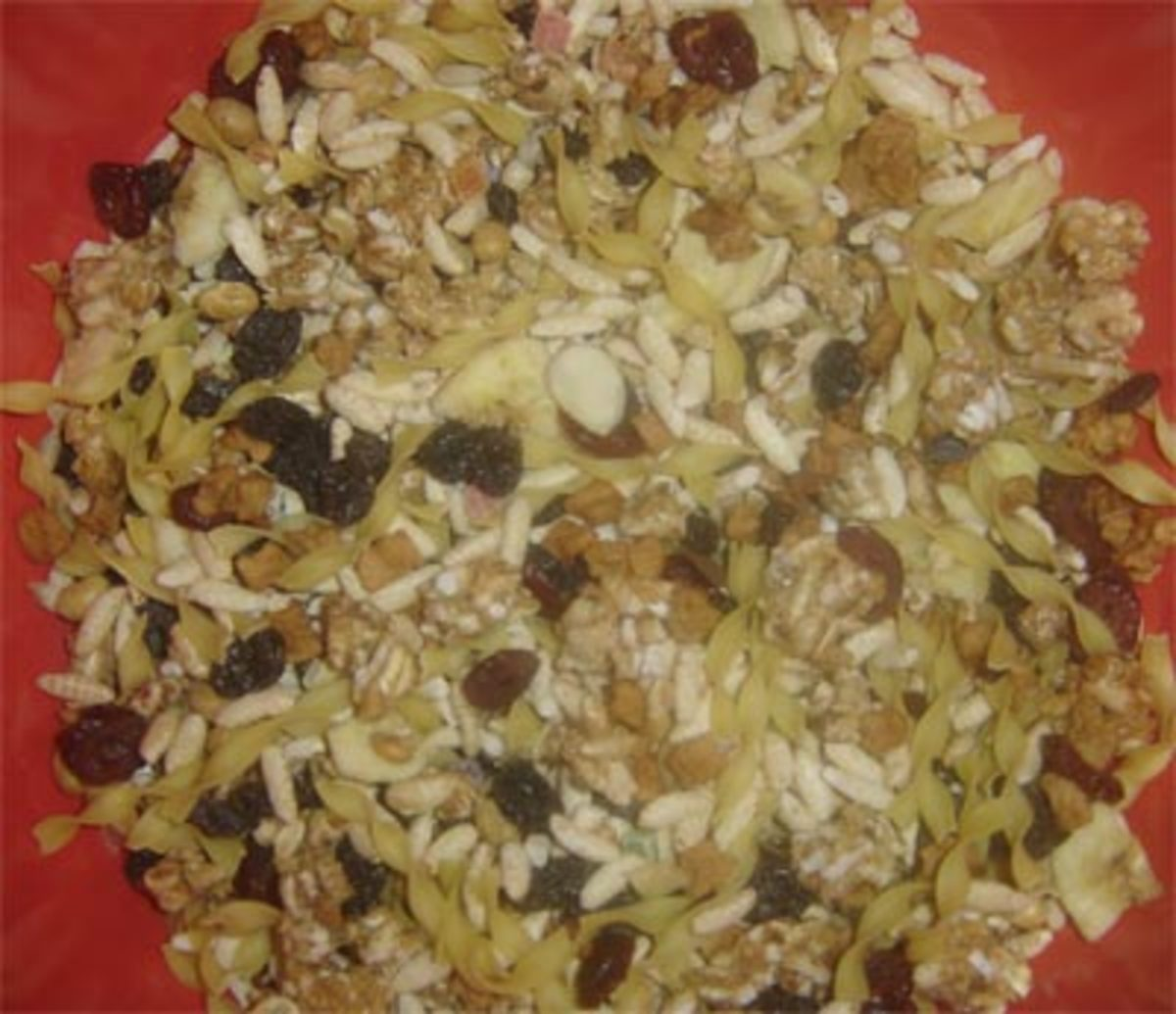 I feed this grain mix to my rats occasionally.