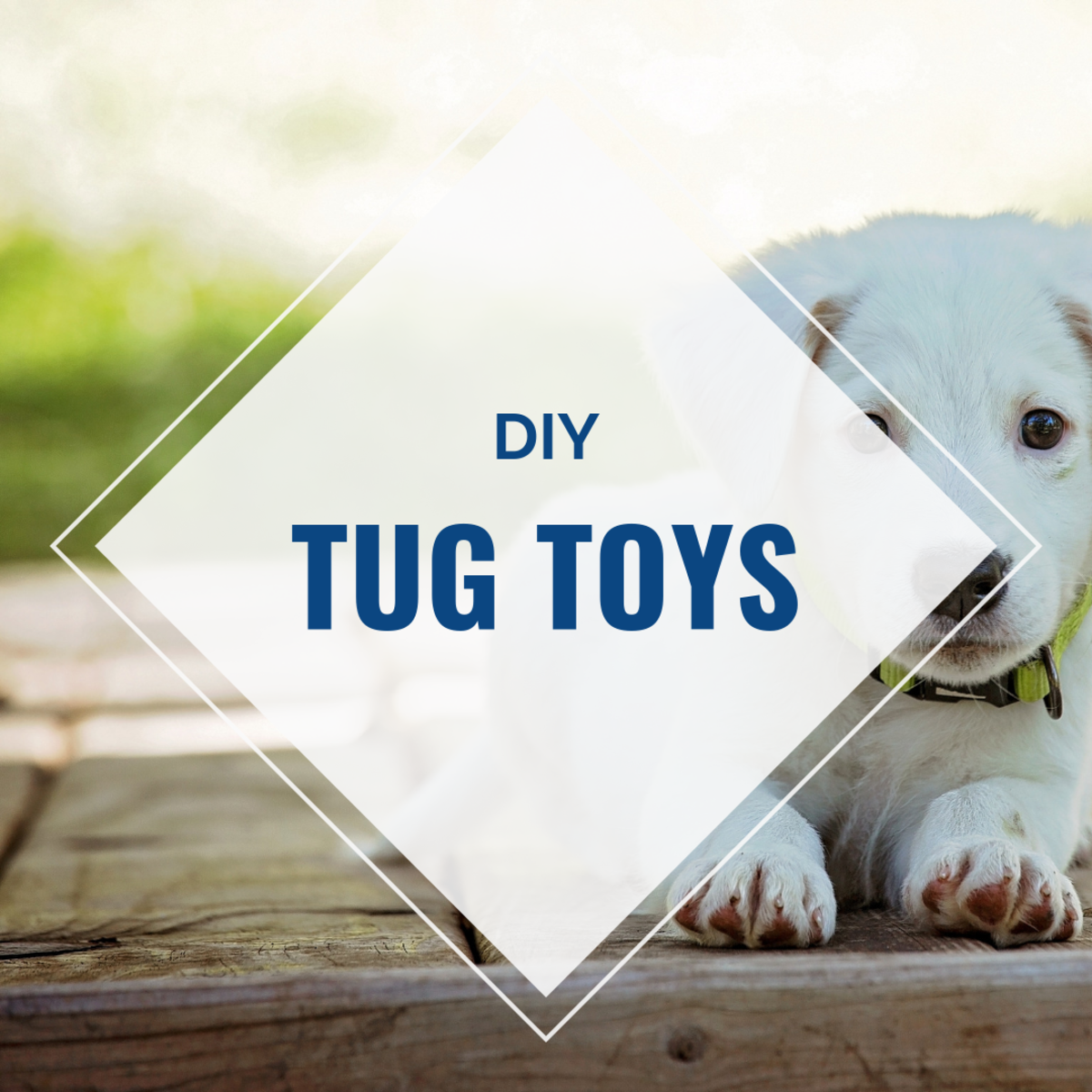 DIY Tug Toys