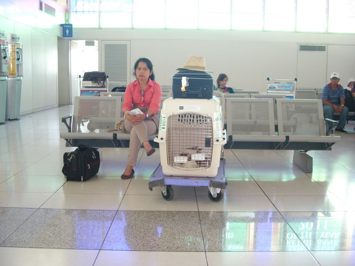 Manila International Airport, Philippines