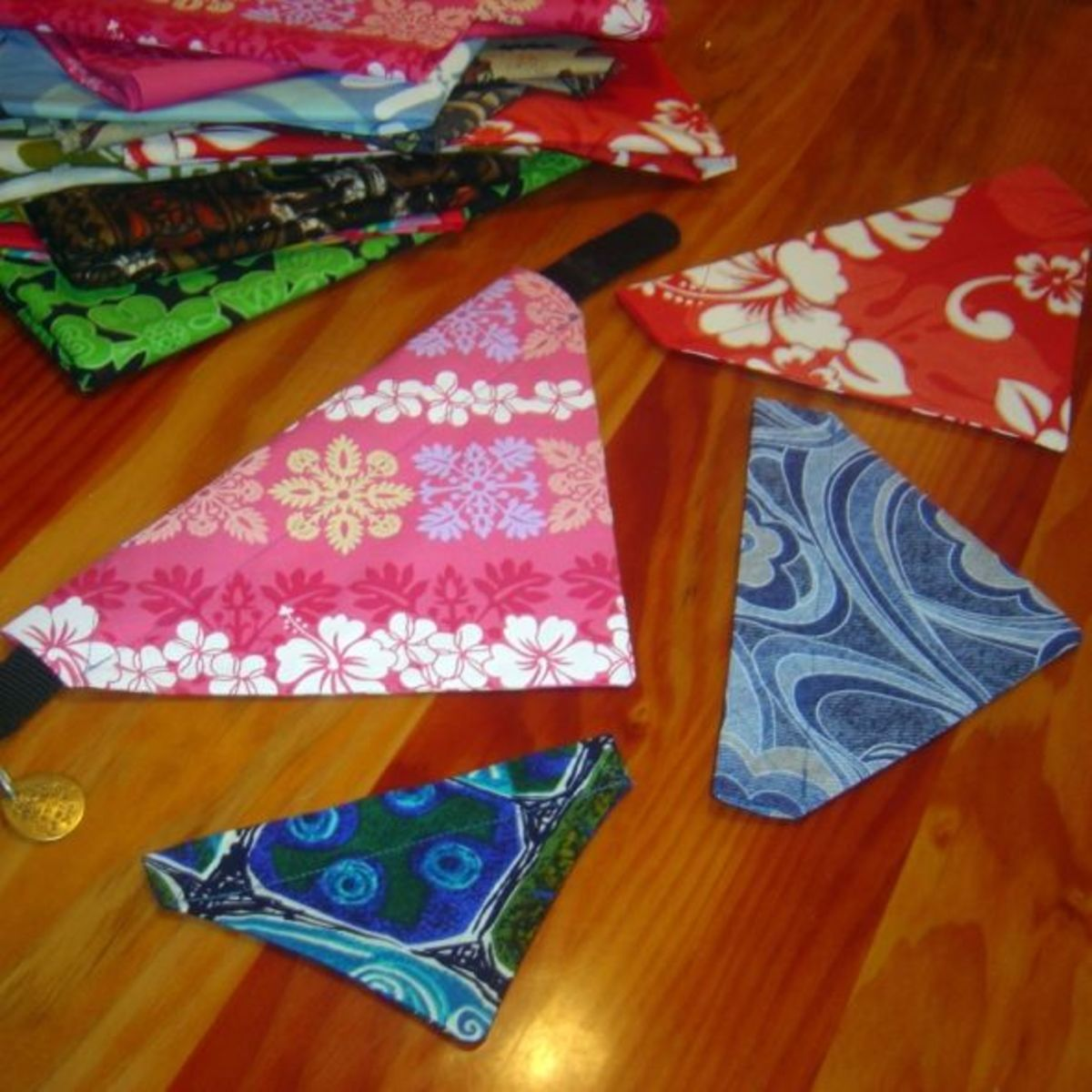 More of my bandanas for dogs