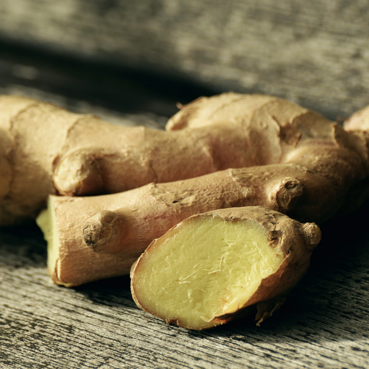 Ginger is a natural remedy for gastritis.