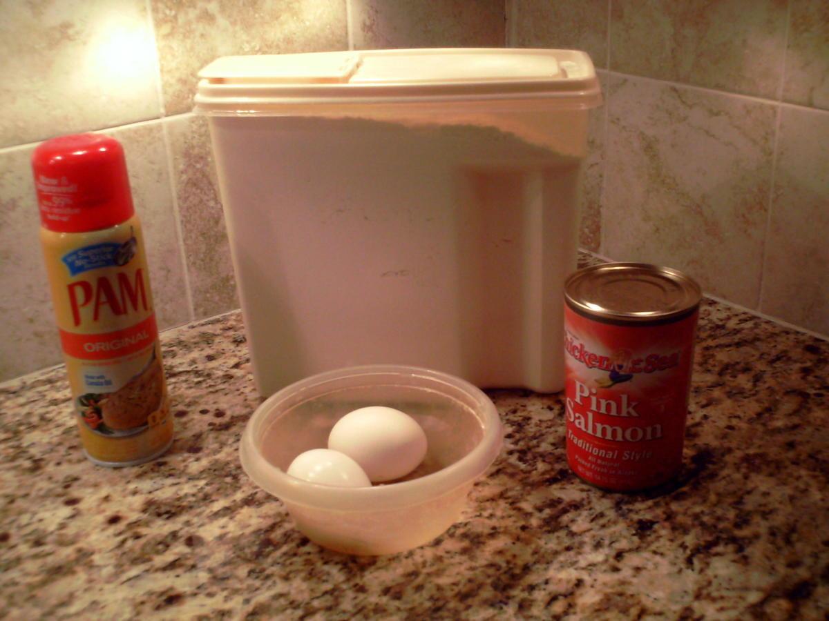 Salmon Crack's easy ingredients.