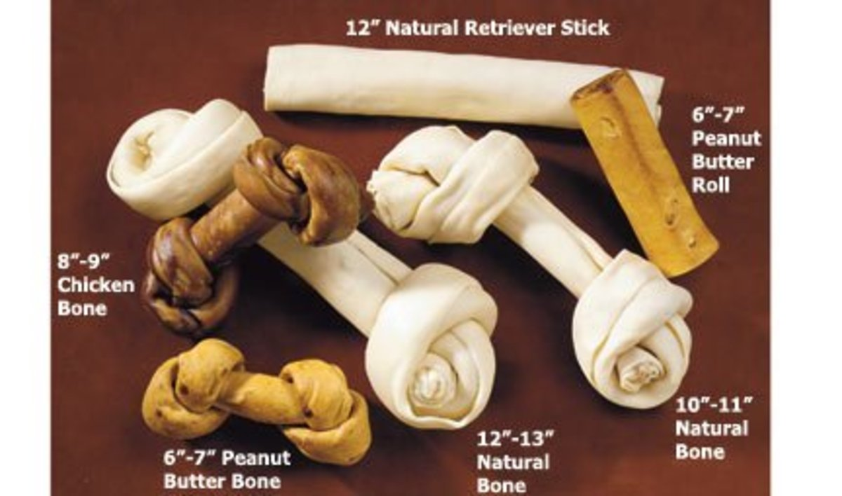 how to make rawhide for dogs