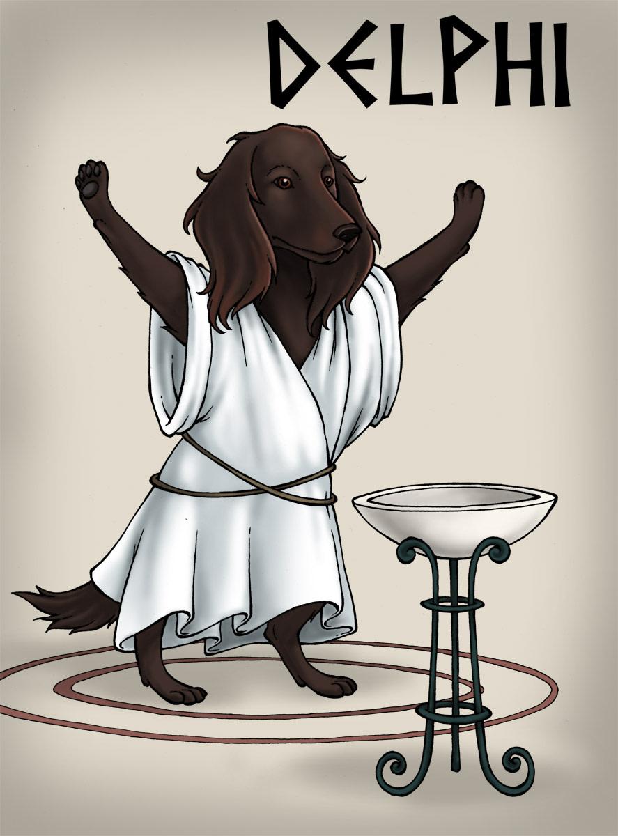 50 Greek Goddess Names That Make Unique Female Dog Names Pethelpful
