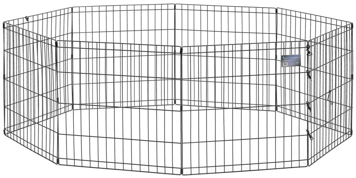 Midwest Exercise Pen Octagon Configuration