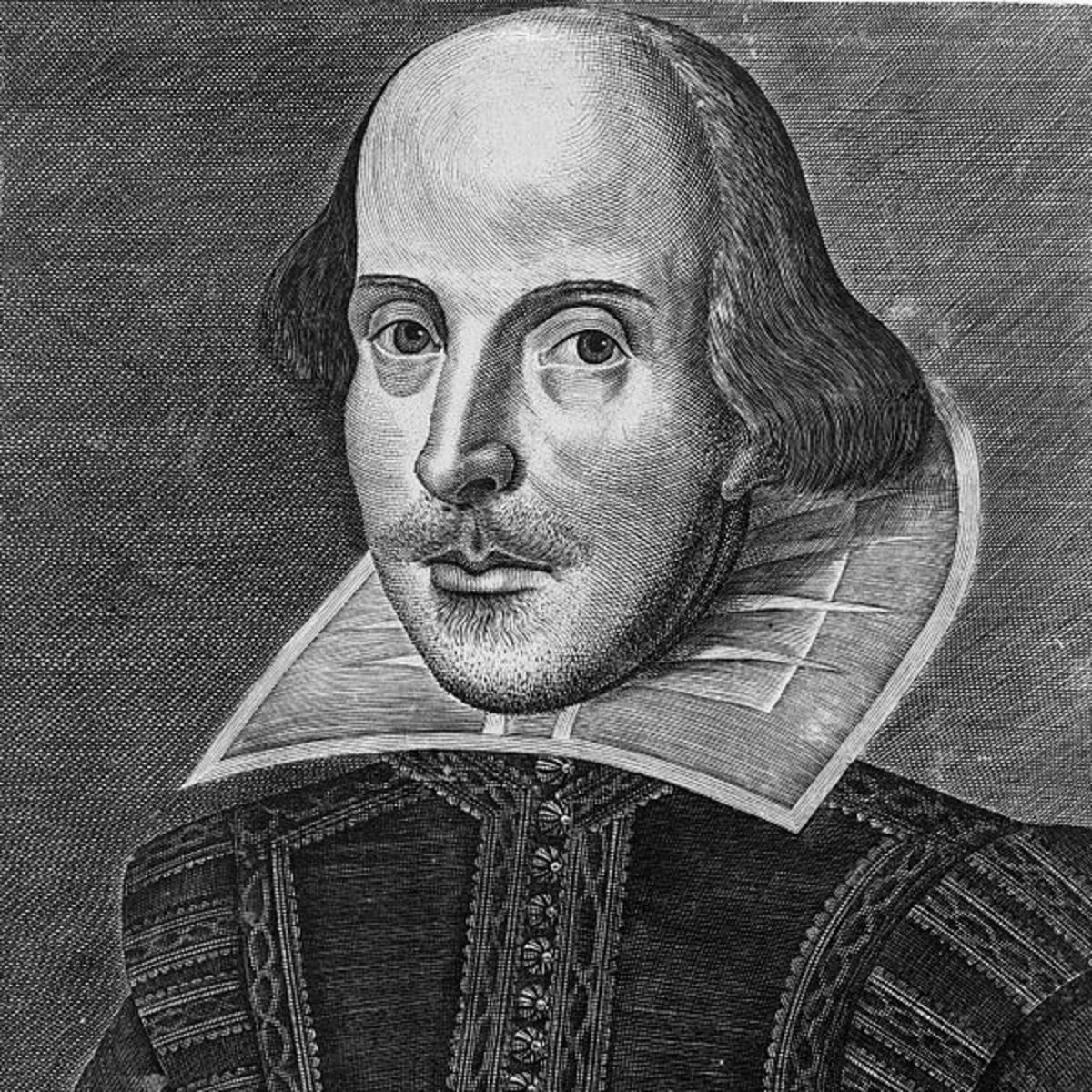 Shakespeare can be another great source for fun cat or dog names.