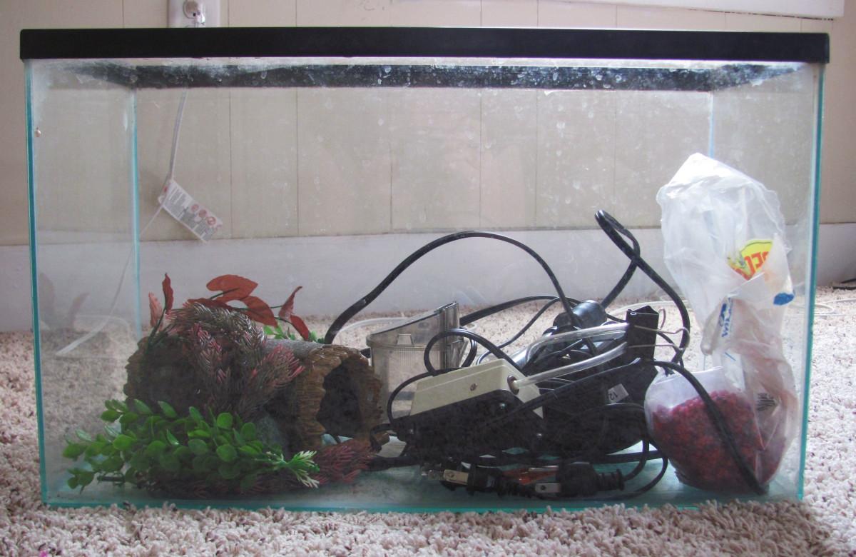 Cheap alternatives to an aquarium setup pethelpful for Fish tanks cheap