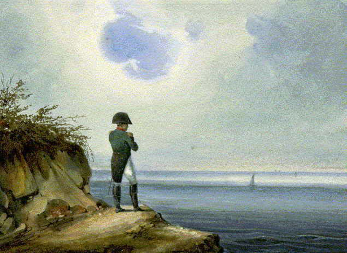 Had Napoleon not been afraid of cats, they could have provided him excellent companionship when he was exiled to the barren island of St. Helena after the Battle of Waterloo.