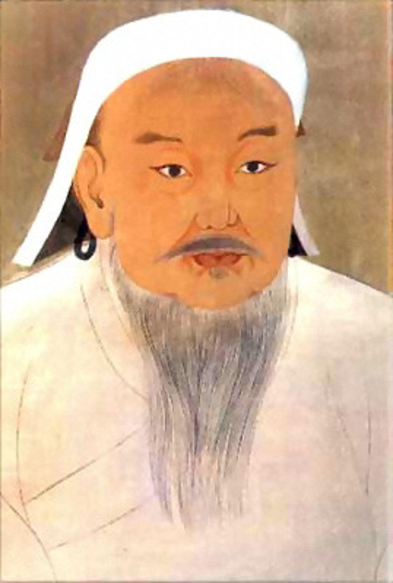 Genghis the hater was a prolific lover.  He has 16 million descendants today.