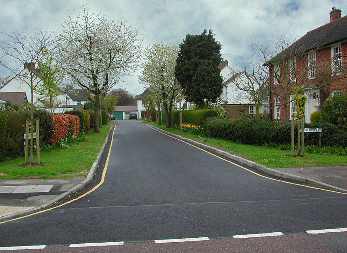 Walk on the opposite side of street when approaching a home with a dog that you fear.