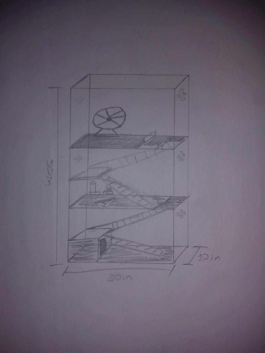 Always have a sketch.