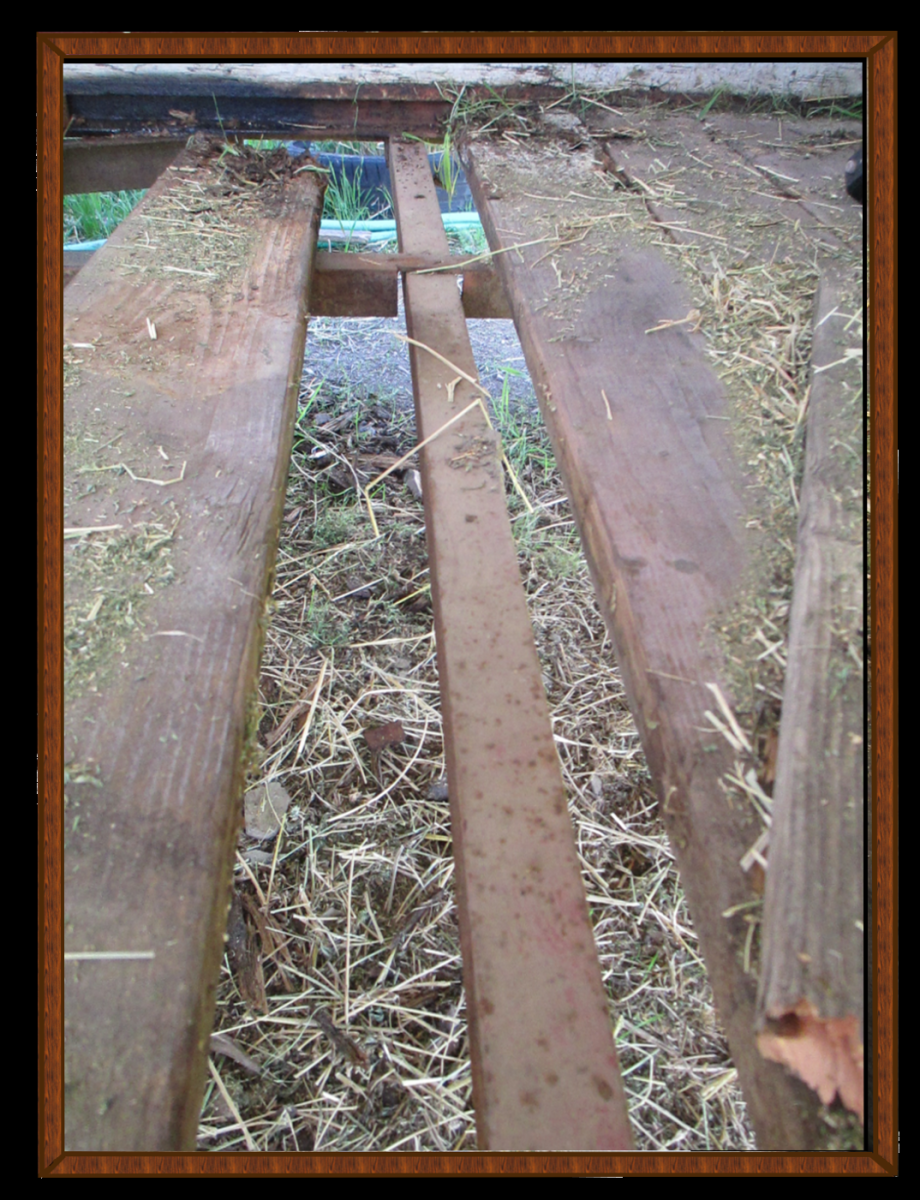 Trailer Floor Support (Joists)