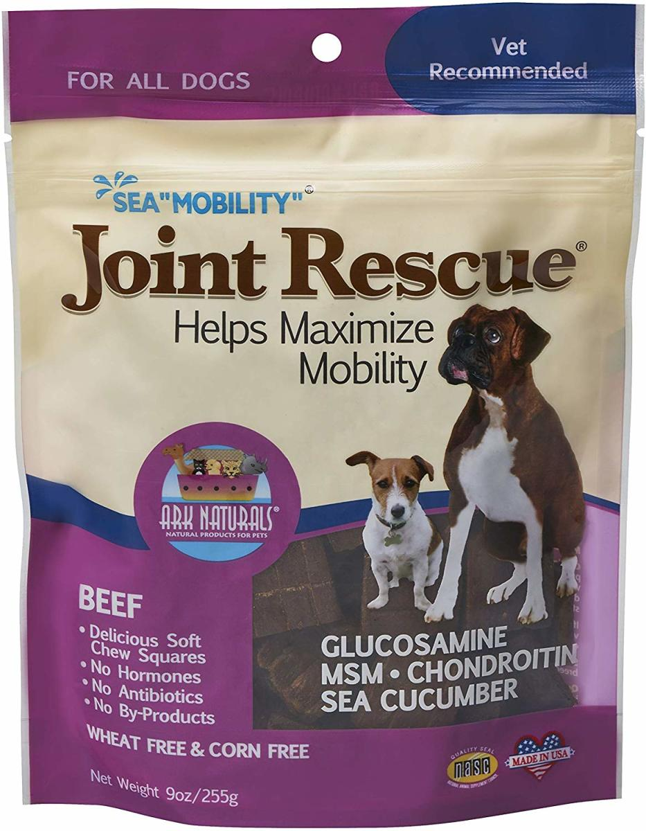 Natural Canine Joint Relief Treats