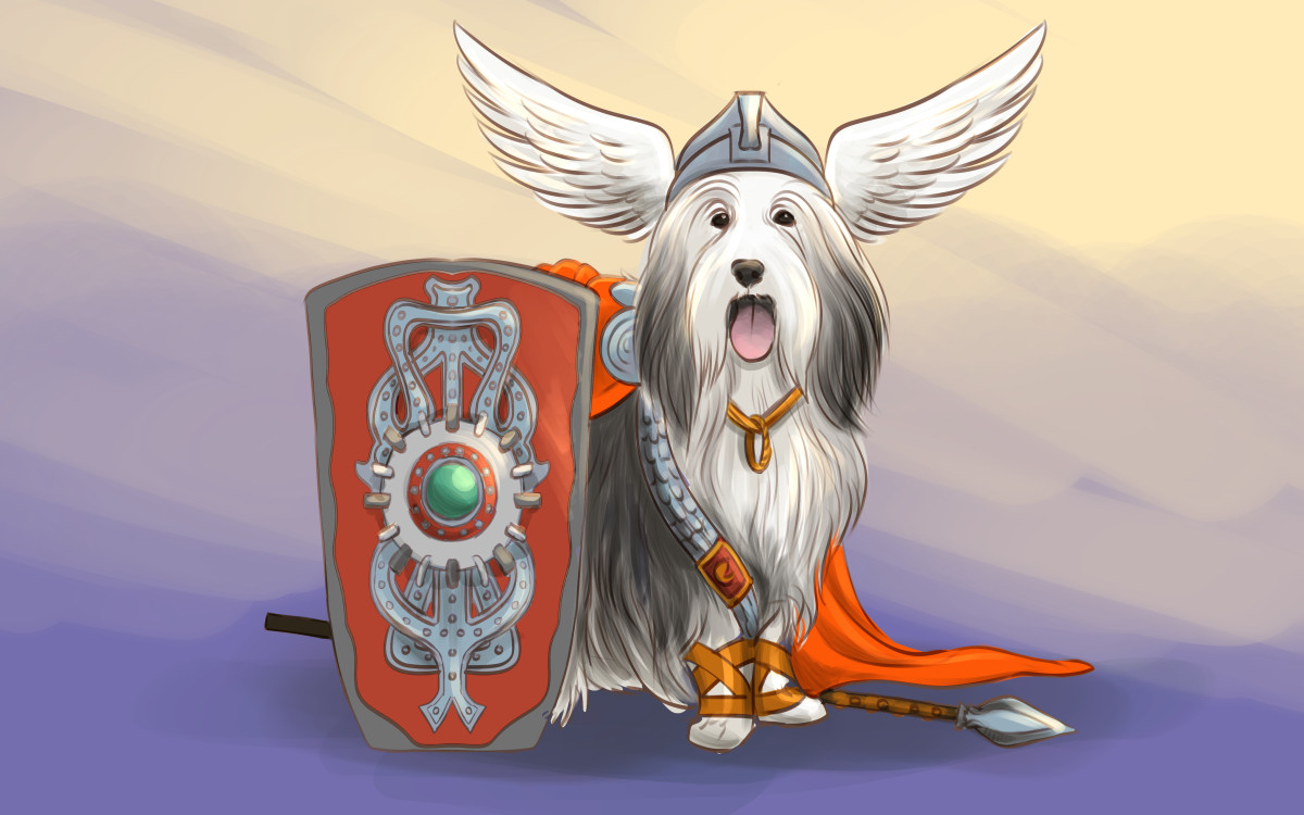 Does this dog look like a Sindri or a Snorri?