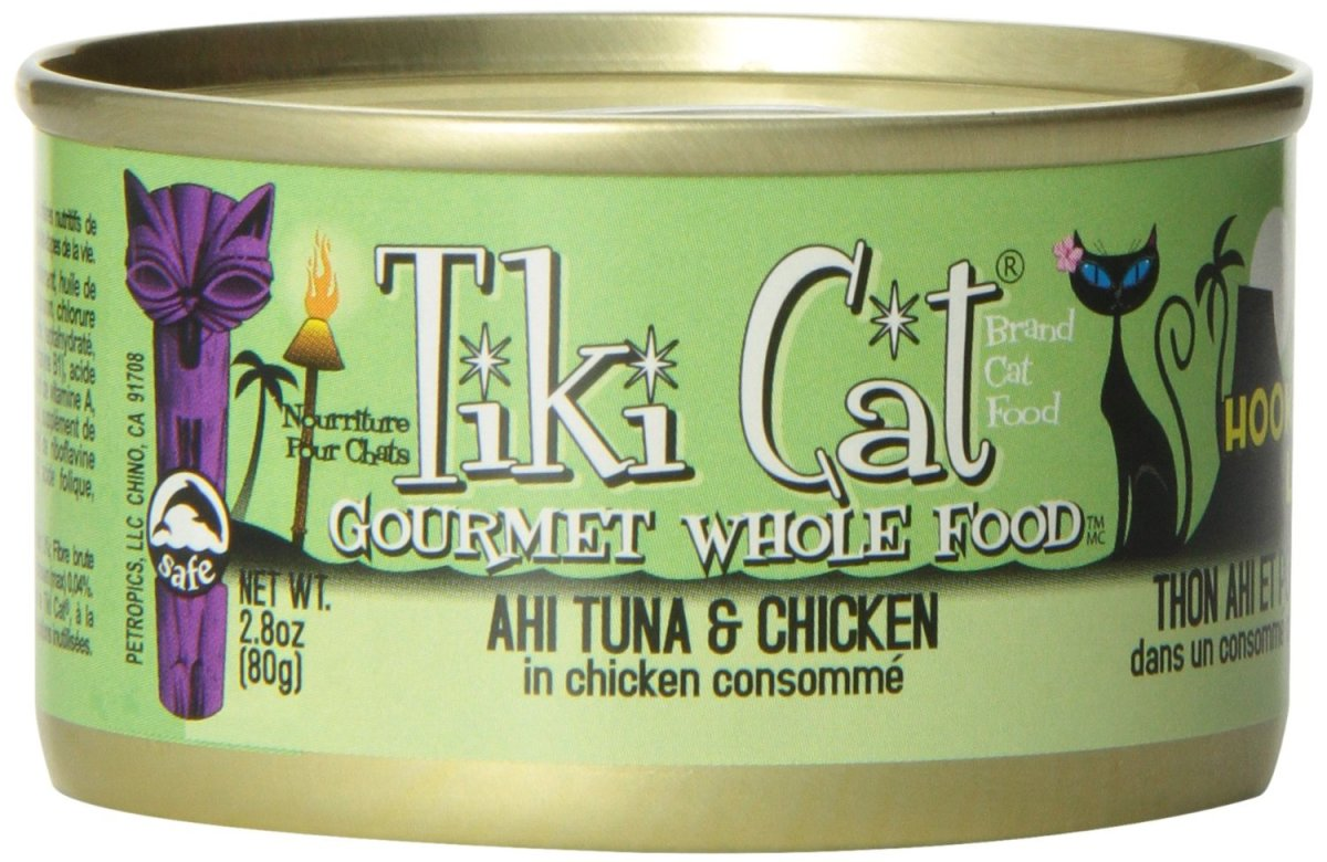 Tiki Cat is certified by the USDA for human consumption!