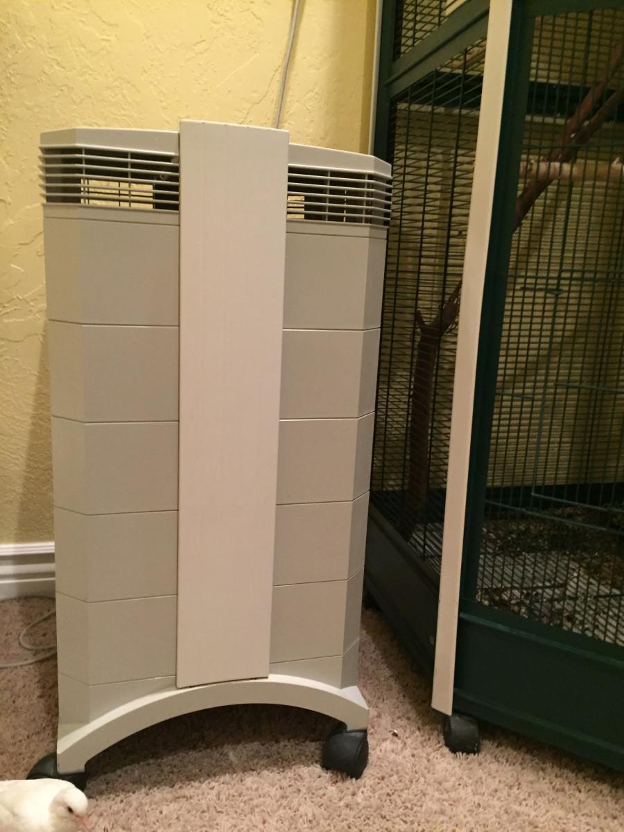IQ Air Brand Air Cleaner