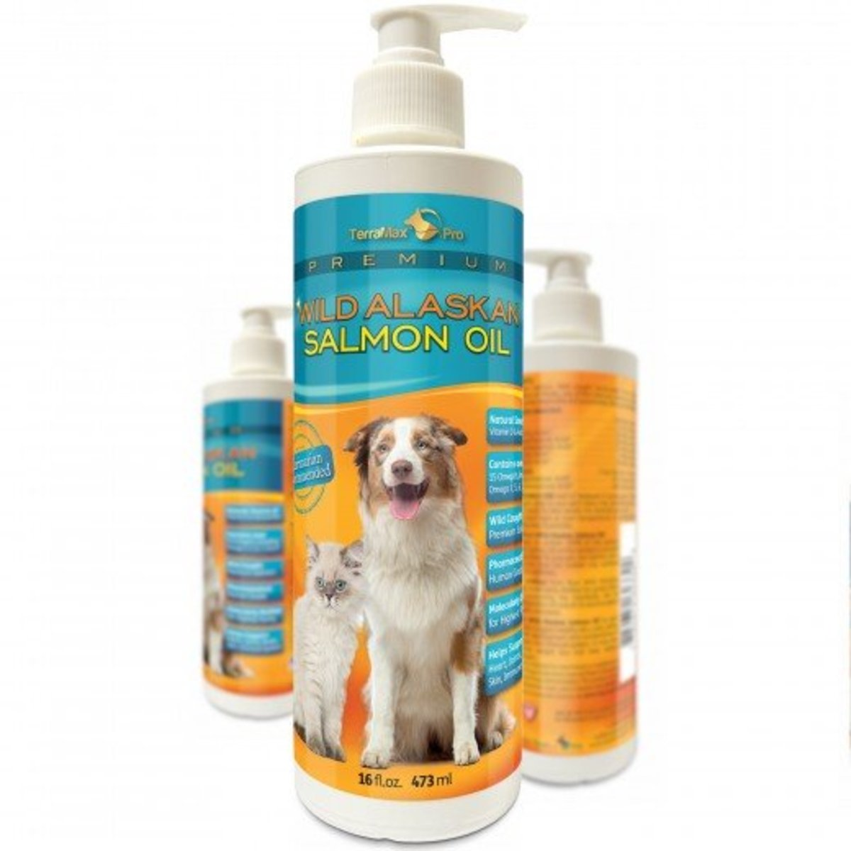 My Review of Premium Wild Alaskan Salmon Oil for Dogs and Cats | PetHelpful