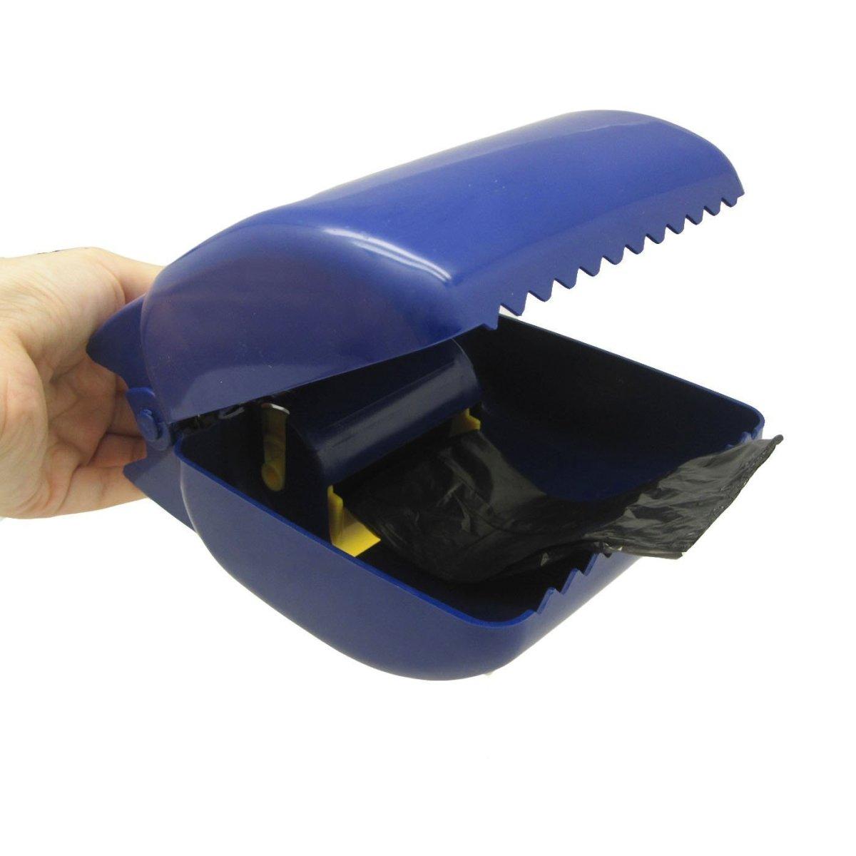 Pet waste pickup tool