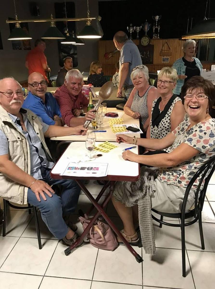 Quiz night at Le Gibson Bar