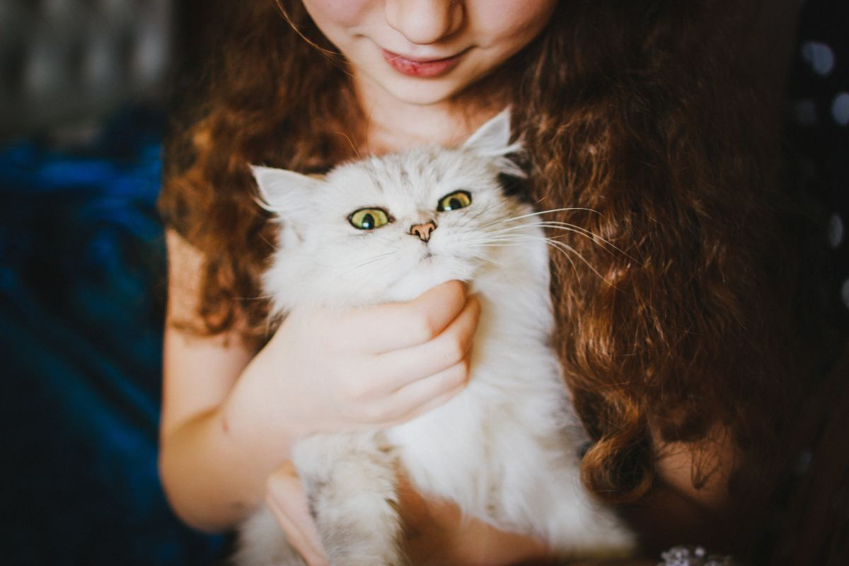 Why should you get a pet?  To teach your children responsibility and empathy.