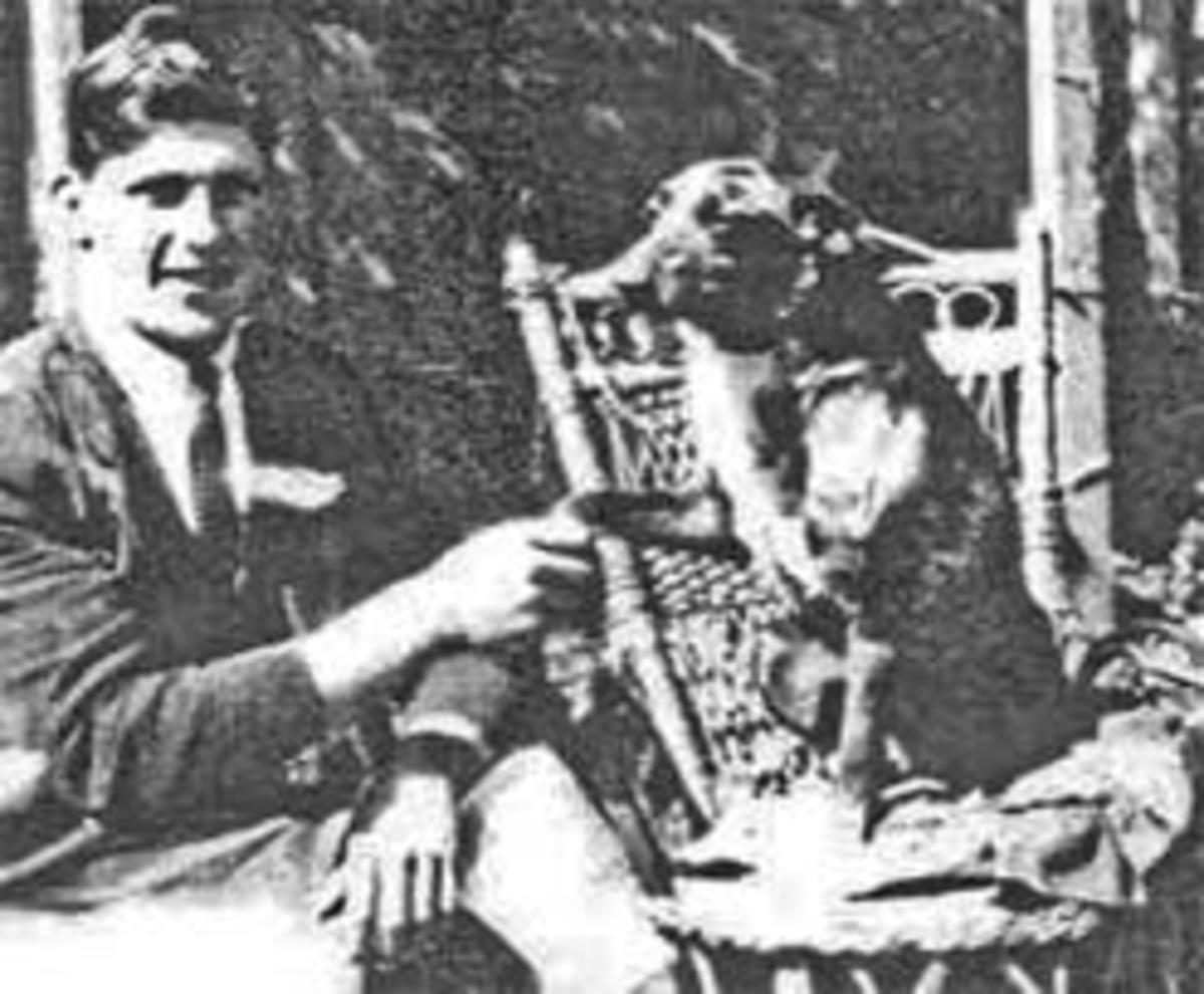 Bluey lived on a farm in Australia.