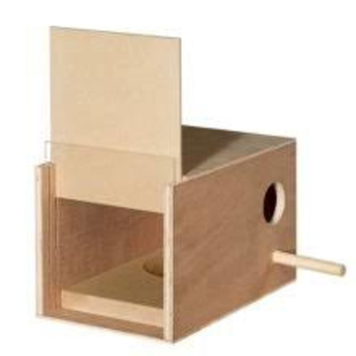 Breeding box.