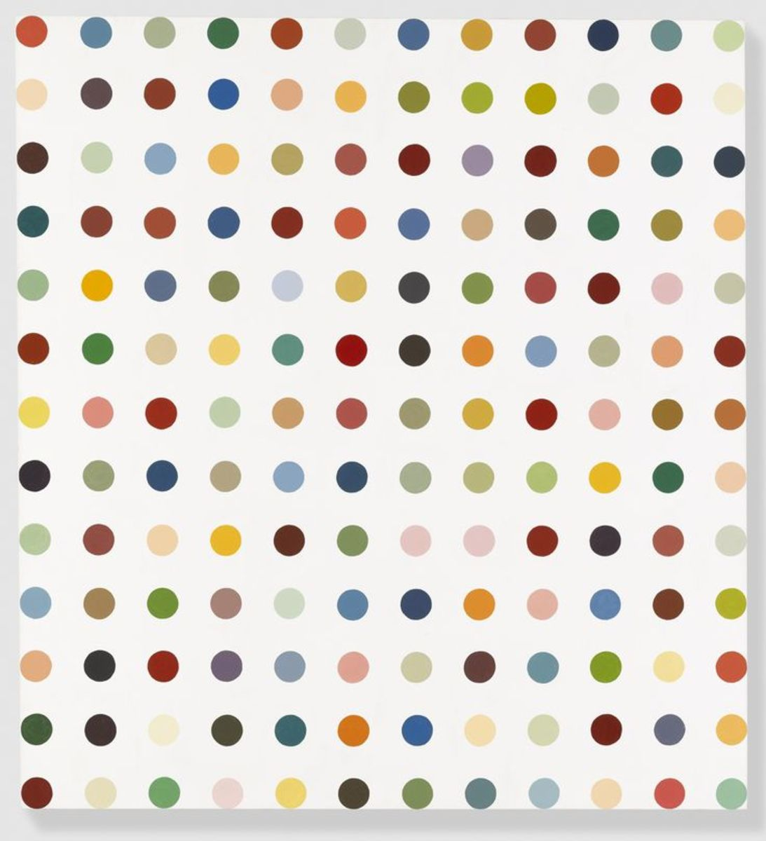 Damien Hirst, whose work is revered and reviled.