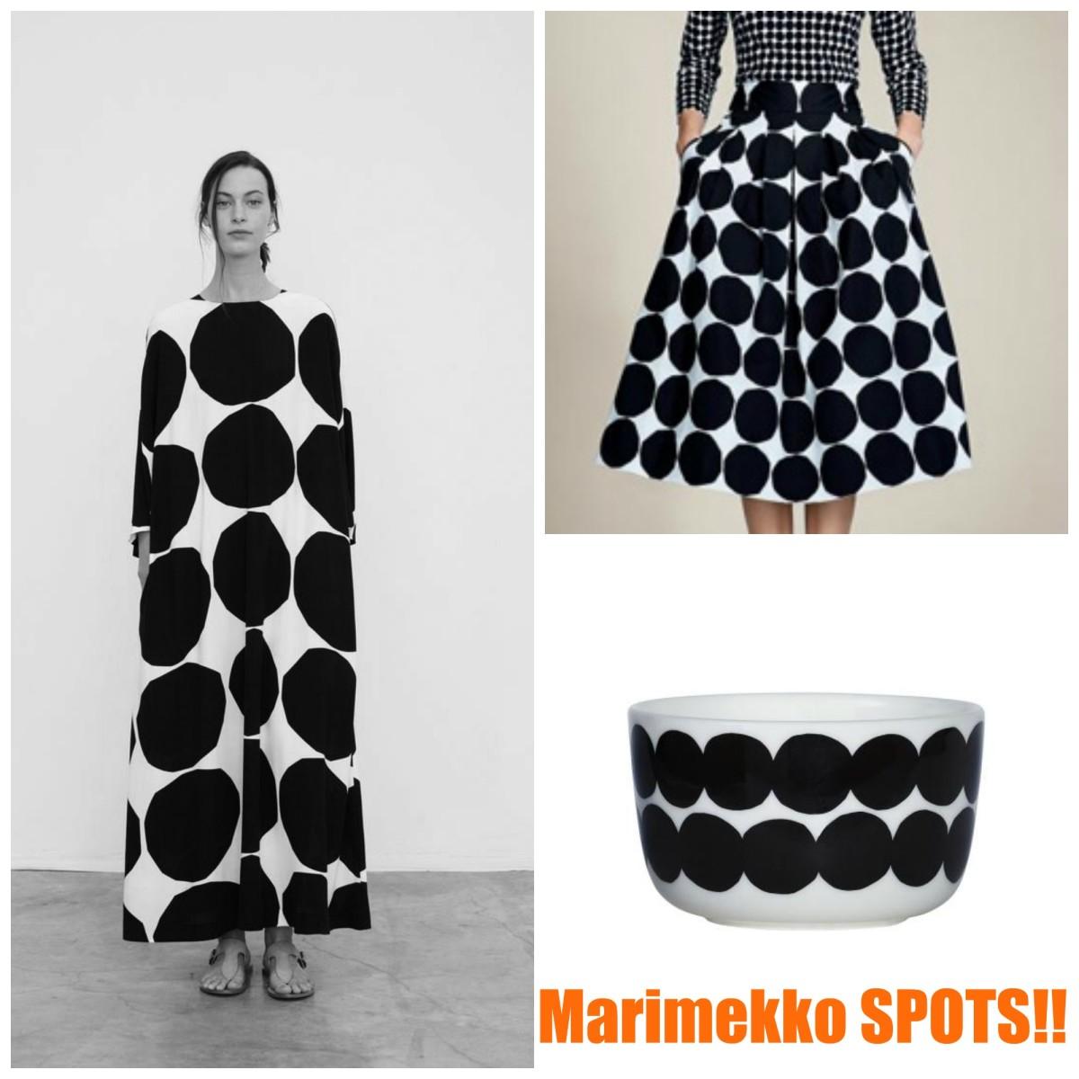 Marimekko takes the spot to haute couture!