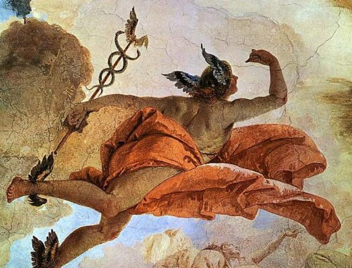 Hermes, Messenger of the Gods