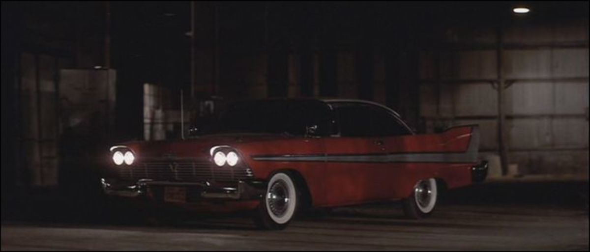 The 1958 Plymouth Fury used in Christine (1983).