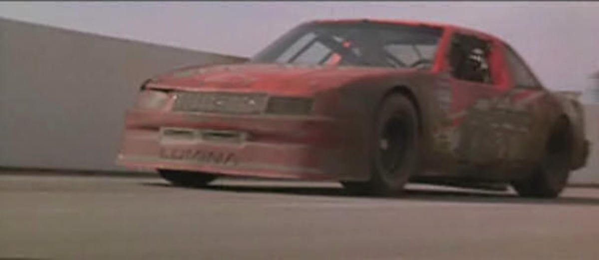 The 1990 Chevrolet Lumina from Days of Thunder (1990).
