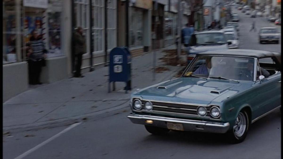 Tommy Boy - 1967 Plymouth Belvedere GTX