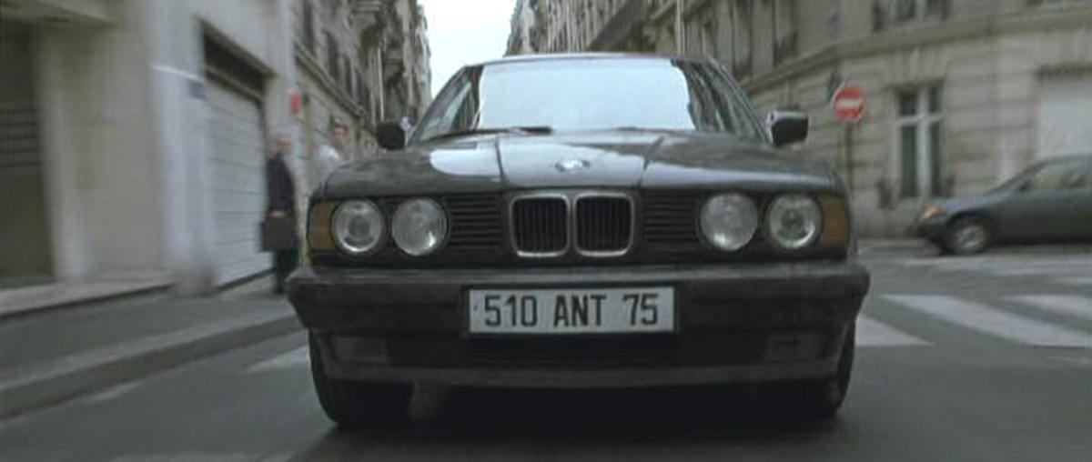 The 1998 BMW 535i from Ronin (1998).