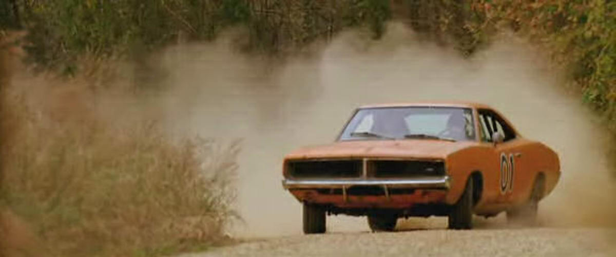 The 1969 Dodge Charger R/T from The Dukes Of Hazard (2005).