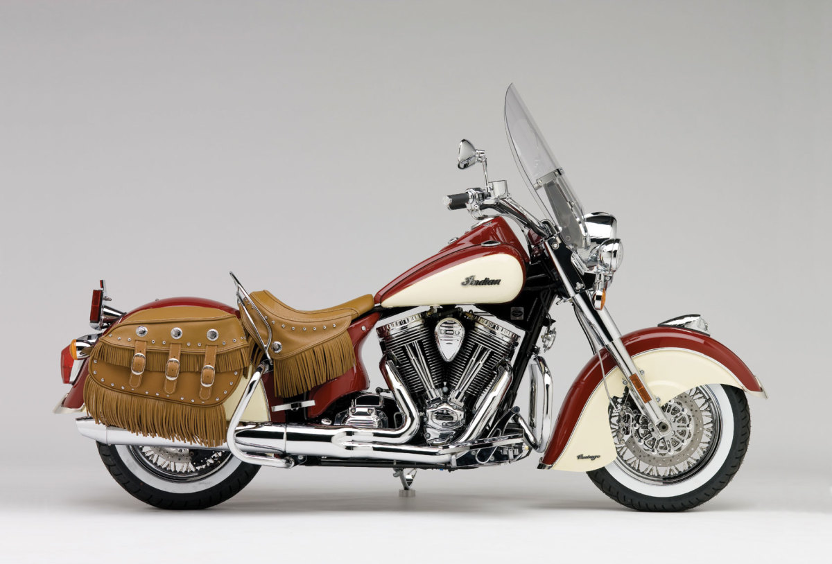 2009 Chief Vintage