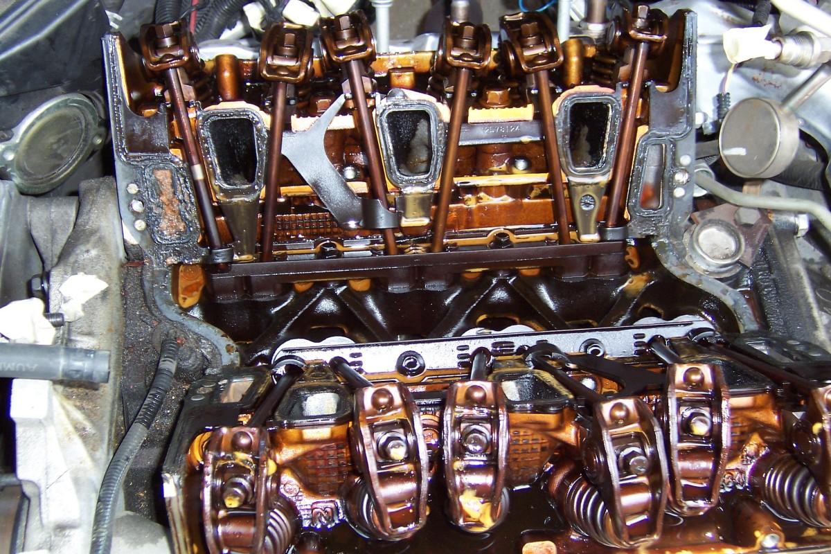 3.1 Liter GM Engine Diagram